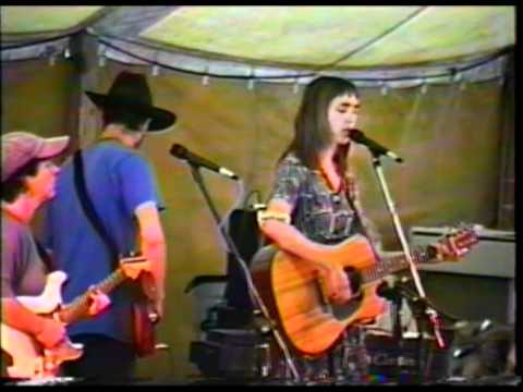 Tin Roof at the Grassroots Festival, Trumansburg, New York 1995