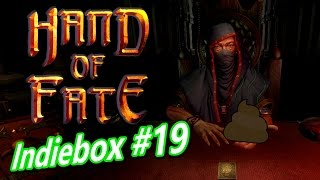 Hand of Fate - Indiebox Review #19 [NOT SPONSORED CONTENT]