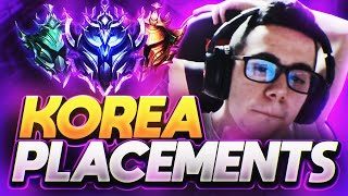 TF Blade | KOREA PLACEMENT MATCHES!