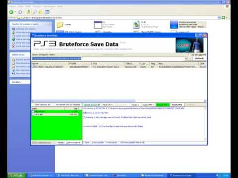Convert Option File PS3 to PC y PC to PS3 By Matheus V.