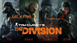 The Division (PC) #023 Ein paar Kämpfe ~ GER/DE Gameplay Let´s Play [HD+][60 Fps]