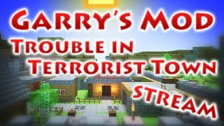 RedCrafting - Стрим - Trouble in Terrorist Town