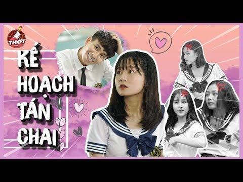 [Nhạc chế] - KẾ HOẠCH TÁN TRAI ( Remake )- Những chị đại học đường 2 - Hậu Hoàng ft Nhung Phương
