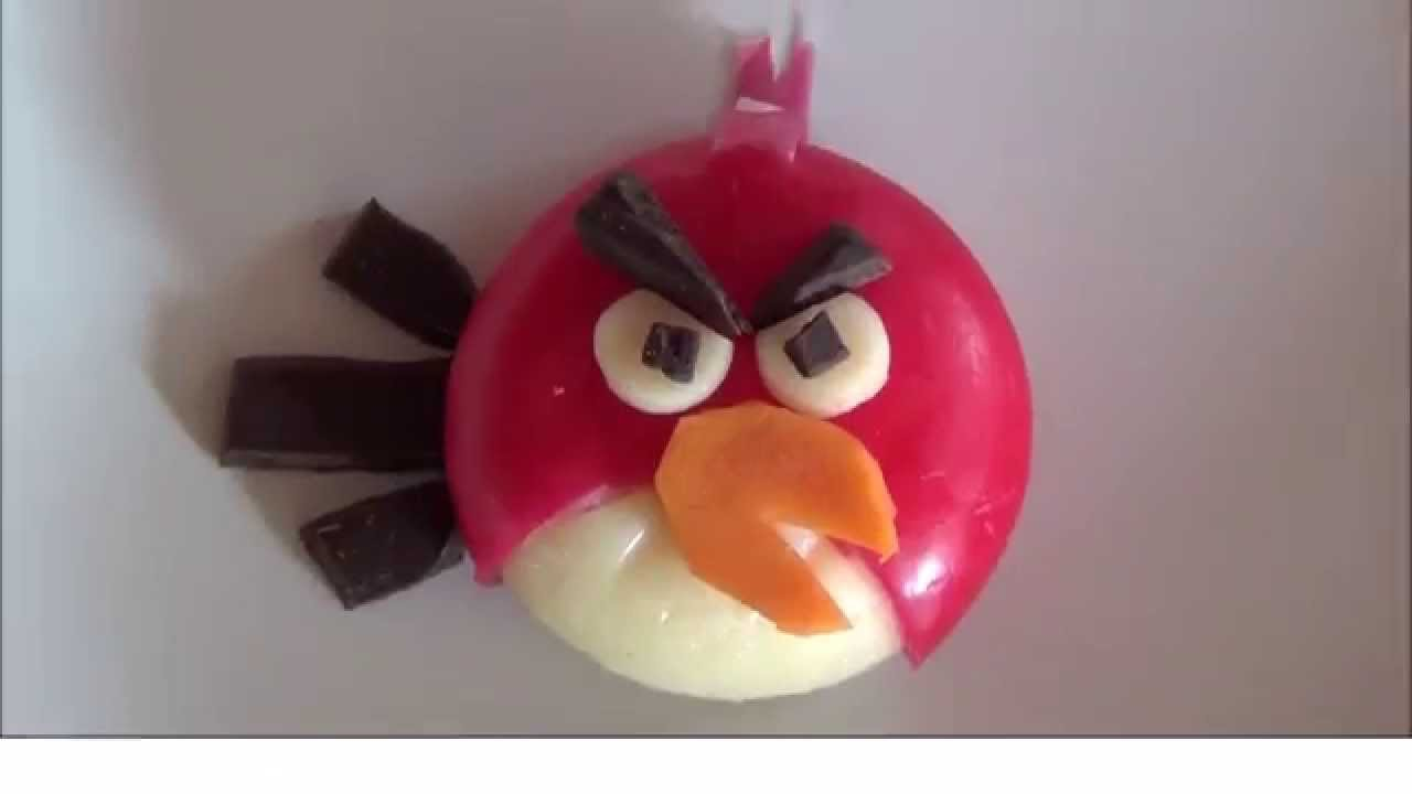 Diy bricolage faire la maison 4 babybel angry birds youtube - Creation a faire a la maison ...