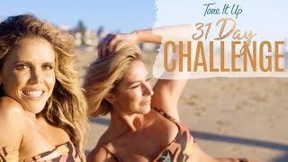 Tone It Up 31 Day Challenge ~ SIGN UP TODAY For Your Fall Fitness Challenge!