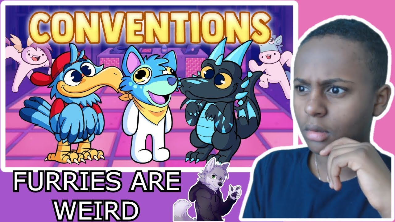Theodd1sout Conventions Reaction Youtube