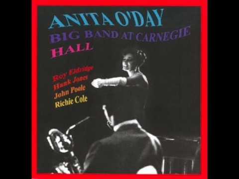"Anita O'Day — ""Big Band At Carnegie Hall"" [Full Album] 1985"