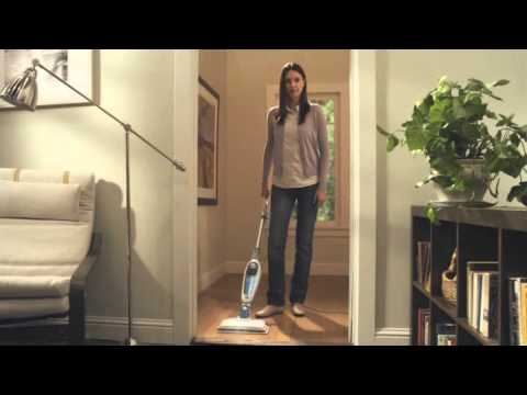 how to make a steam mop clean stains