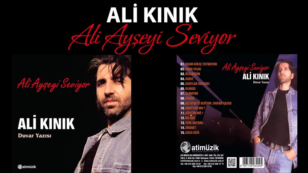 Ali Kınık - Ali Ayşeyi Seviyor / Full Albüm [ © Official Audio ]