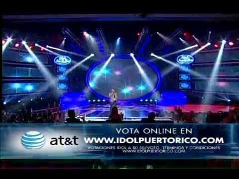 Juan Carlos Idol Puerto Rico - Corazón Parti'o