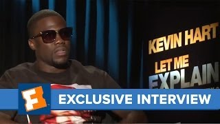 Kevin Hart: Let Me Explain | Celebrity Interviews | FandangoMovies