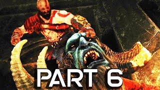 God of War 4 Walkthrough Part 6 - Fire Troll - GOD OF WAR GAMEPLAY!! (PS4 PRO 60FPS)