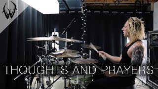 Wyatt Stav - Motionless In White - Thoughts And Prayers (Drum Cover)