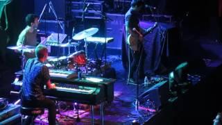 "Jon McLaughlin Trio ""Beautiful Disaster"" @ Royale in Boston 1st April  2016"