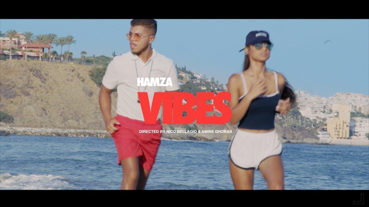 Download Hamza - Vibes (Clip officiel)