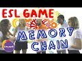 Linguish ESL Games // Memory Chain// LT36