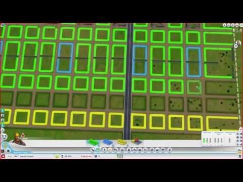 Simcity 5. Как построить город 400 тыс за 14 месяцев. 1 часть
