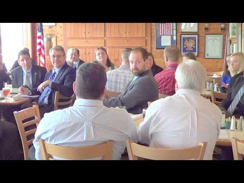 Hampton Roads CAO Meeting with FEMA 06072017