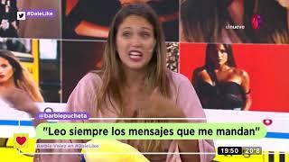 Barbie Vélez se confesó en Dale Like