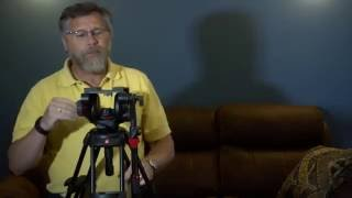 Manfrotto 504 HD vs Manfrotto 502 AH
