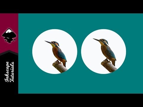 Inkscape Tutorial: How to turn an Image into a Vector