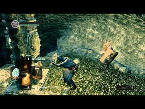 Dark Souls (Как получить нехилую вещь в начале игры)