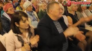День культработников прошел в аг. Заширье Ельского района