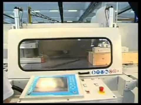 Stromab CT800 Automatic Beam & SIP Processing Centre - JJ Smith