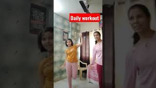 My daily workout day 7   30 days challenge   #shorts #dailyworkot