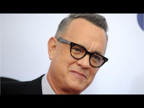 Tom Hanks Is Mr. Rogers