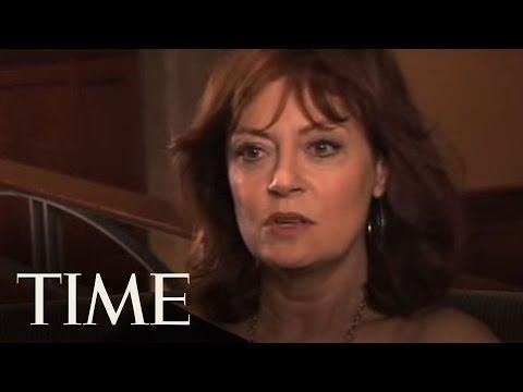 Time Interviews Susan Sarandon | TIME
