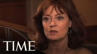 Susan sarandon's career has spanned more than 35 years, and she's also an outspoken opponent of the iraq war. she talks to readers in this edition time's ...