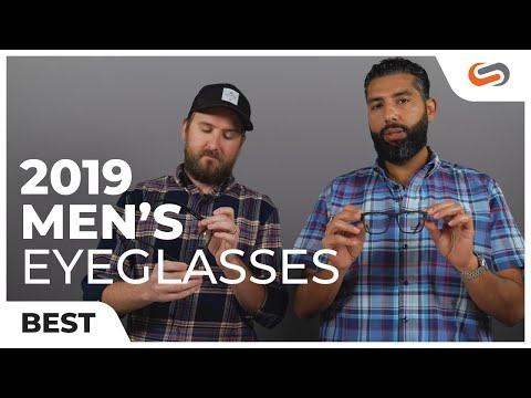 What Are The Best Men's Eyeglasses Of 2019?