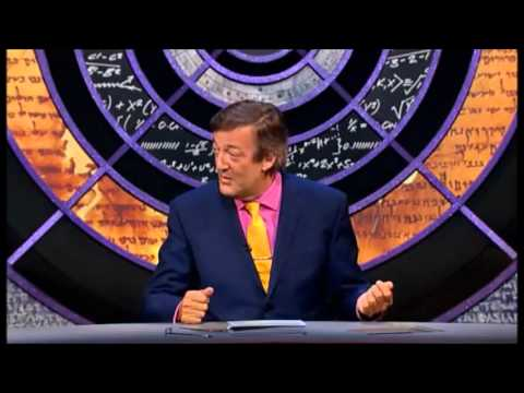 QI - Only atheists go to heaven - Pascal's Wager third option