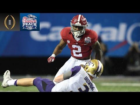 Tony Brown On Alabama's Win | Peach Bowl Recap
