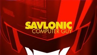 Computer Guy : Savlonic : animated music video : MrWeebl