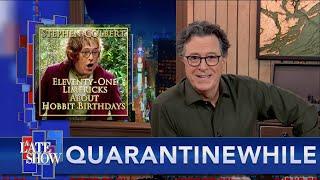 Quarantinewhile... Stephen's