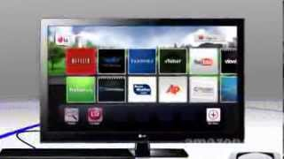 LG Electronics BP530 3D Blu ray Disc Player with Wi Fi