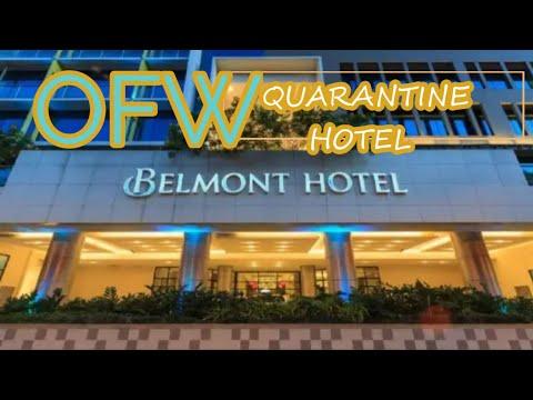 Belmont Hotel Newport Manila   Quarantine Hotel