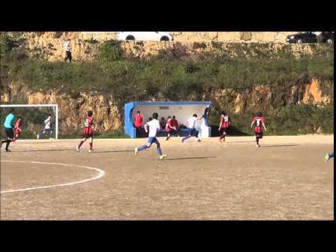 FC LAGARES vs GDC CARVALHOSA
