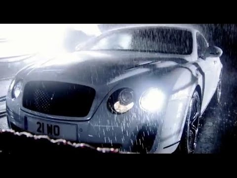 Top Gear : Bentley Continental Supersports Review – Top Gear – BBC