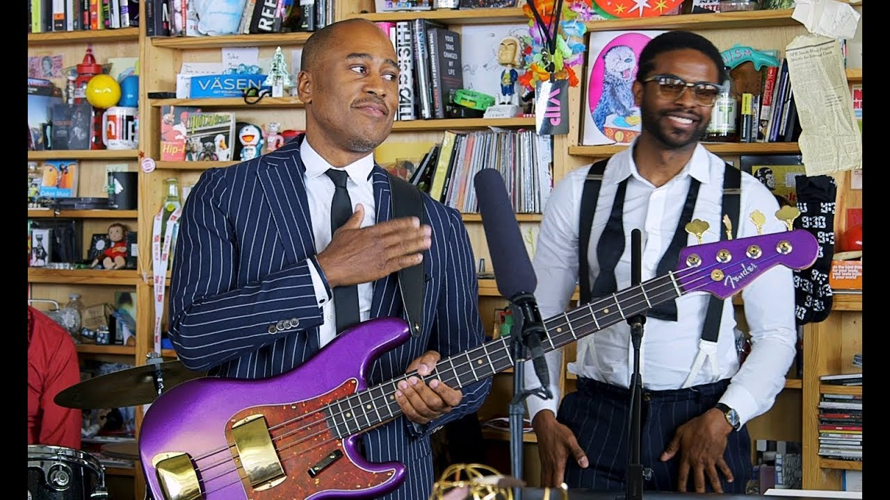 The Midnight Hour: NPR Music Tiny Desk Concert
