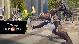 Disney Infinity: Marvel Super Heroes (2.0 Edition) - Iron Fist Spotlight