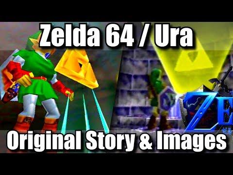 Zelda 64 / Ocarina of Time / Ura - Original Story Details, Videos & Images