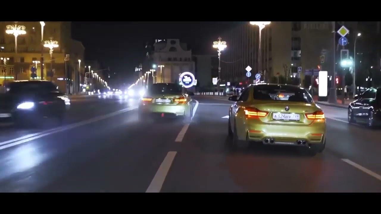 Дрифт по Москве  VNASAKAR  INCHA ELE APE JANGO REMIX