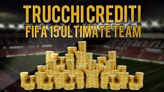 TRUCCHI E CHEATS CREDITI FIFA 15 COINS ULTIMATE TEAM - TUTTA LA VERITA'