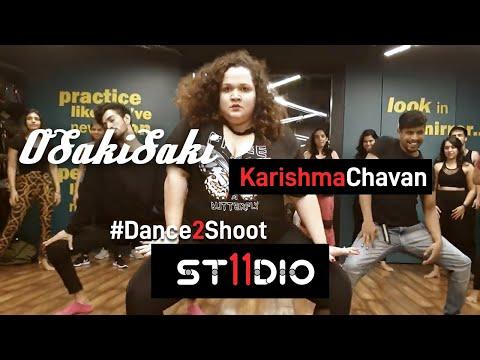 Karishma Chavan Choreography   Batla House: O SAKI SAKI Video   Nora Fatehi   Bollywood