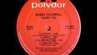 Watch Bobby Caldwell You Belong To Me video