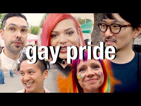 gay culture in japan 🌈 東京プライド