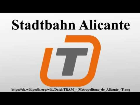 Stadtbahn Alicante